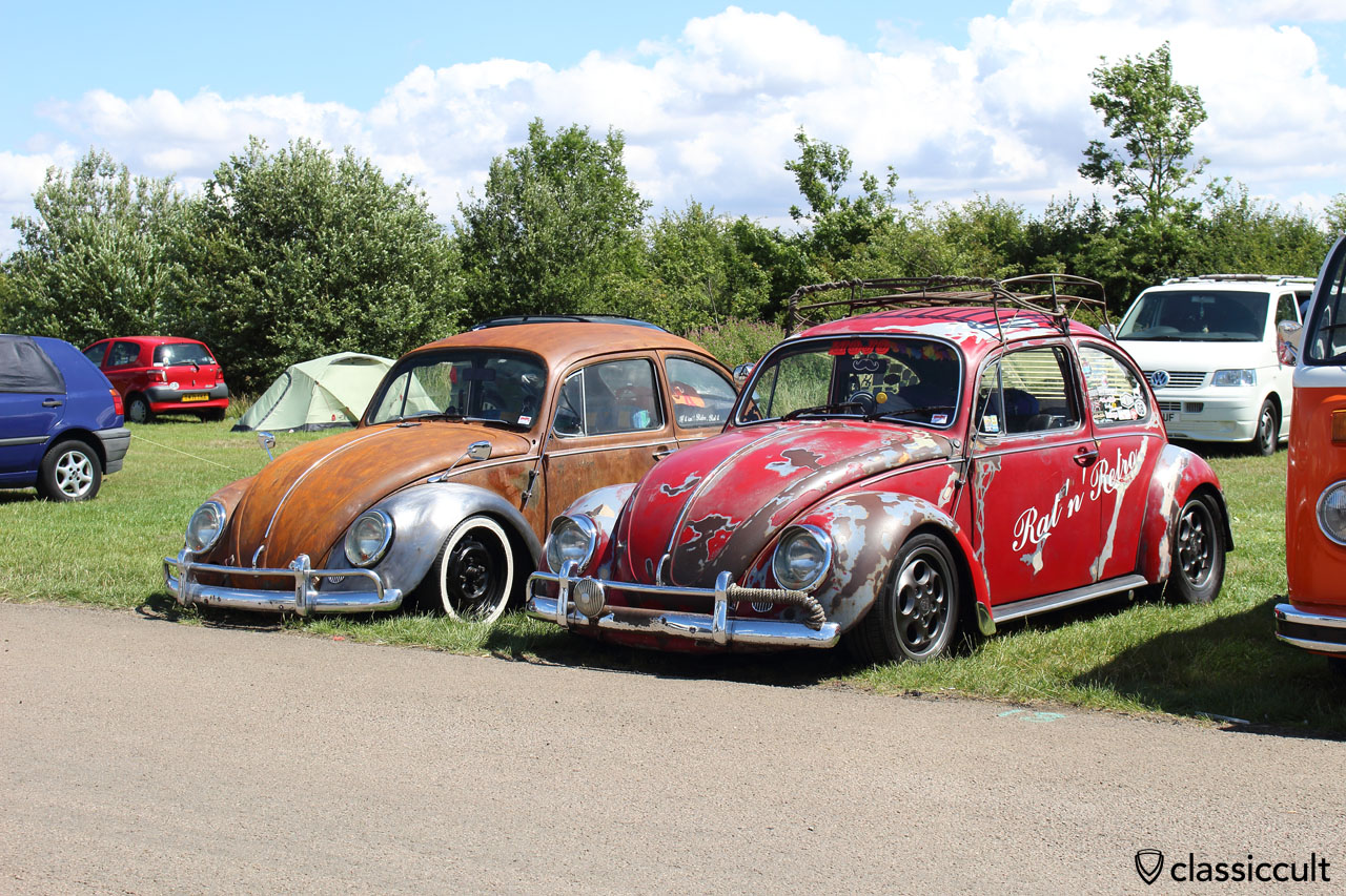 Rat 'n' Retro VW Beetle