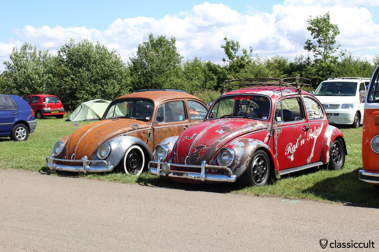 Rat 'n' Retro VW Beetle