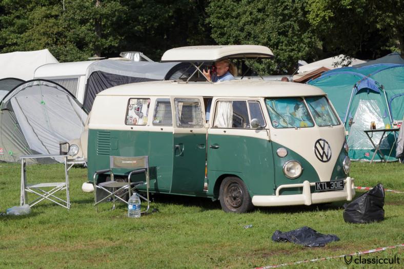 T1 Camper with pop top
