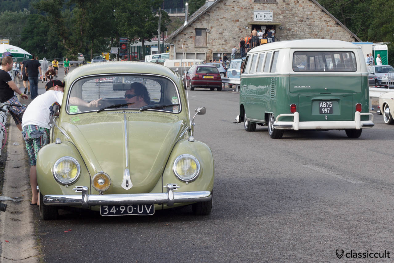 Main Street at Belgian Bug Show Spa 2013