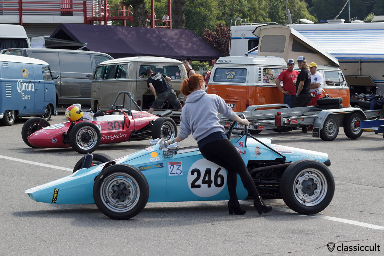 Formula Vee VW