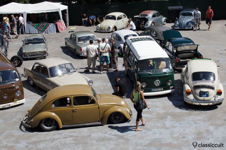 VW Split Bug