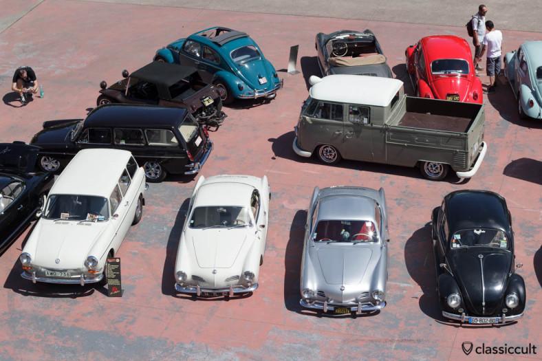 VW Karmann Ghia Le Bug Show Spa 2013