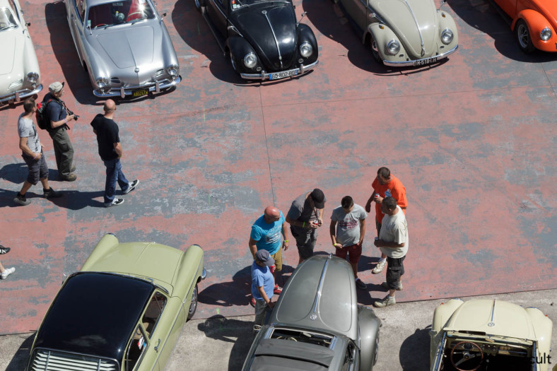 VW Ragtop Beetle Le Bug Show 2013