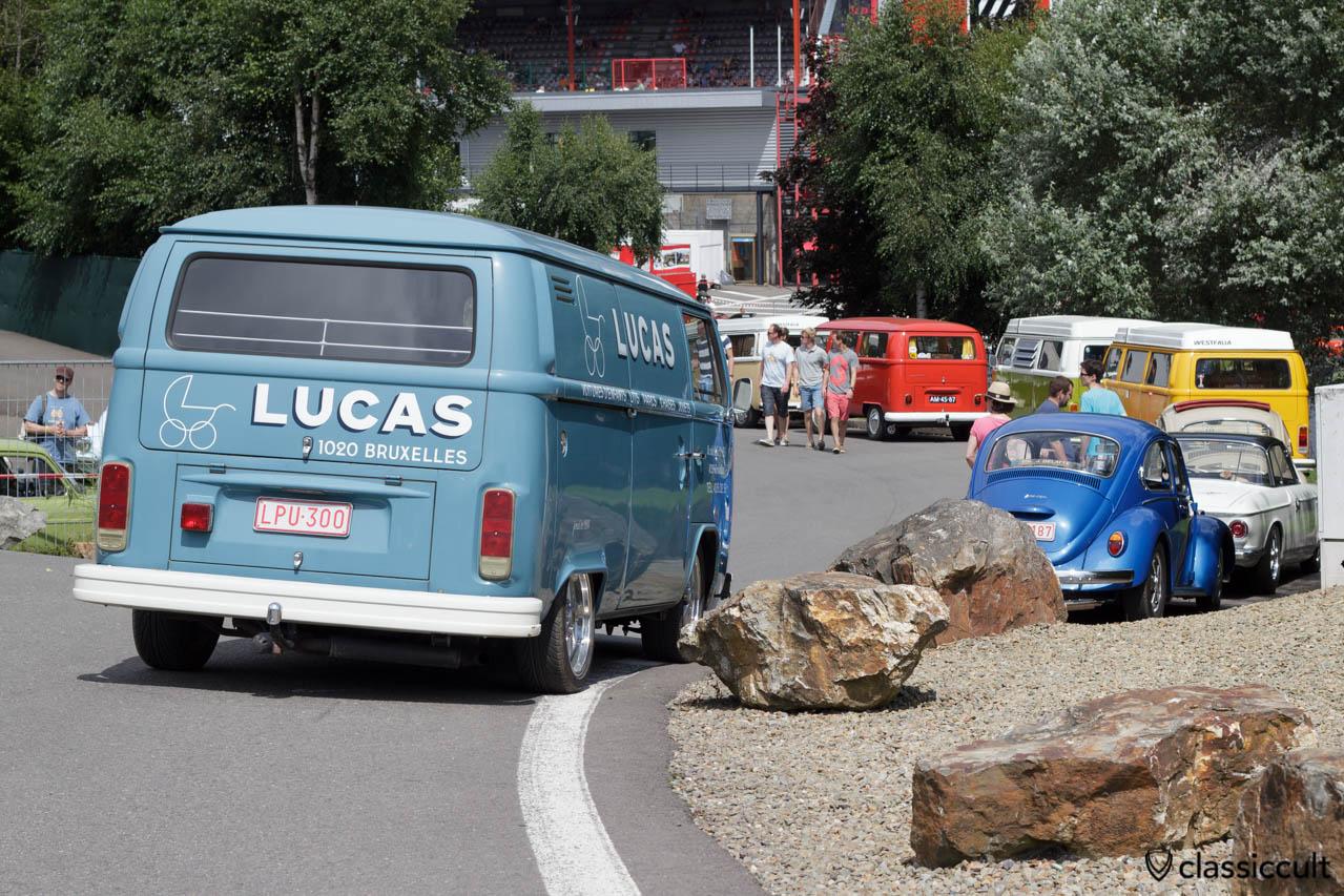 VW T2 LUCAS Bus