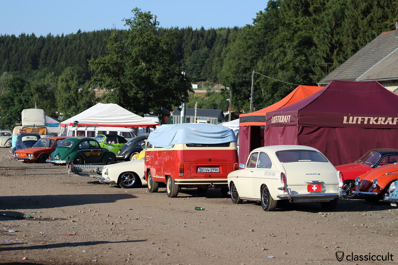 Bug Show Spa, Saturday, 1th August 2015, 8:21 a.m.