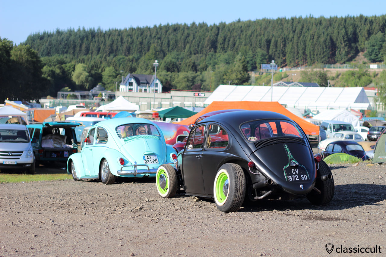 Bug Show VW Meeting 2015, Spa, Belgium