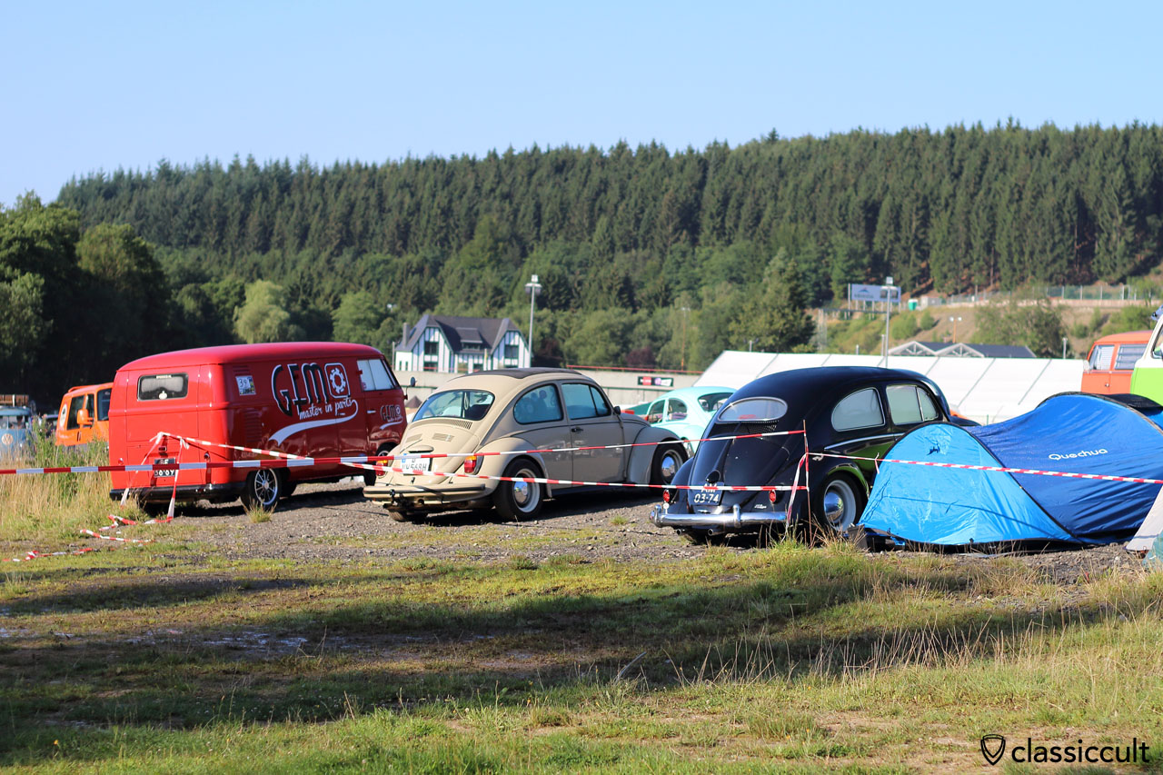 Campground Circuit de Spa Francorchamps