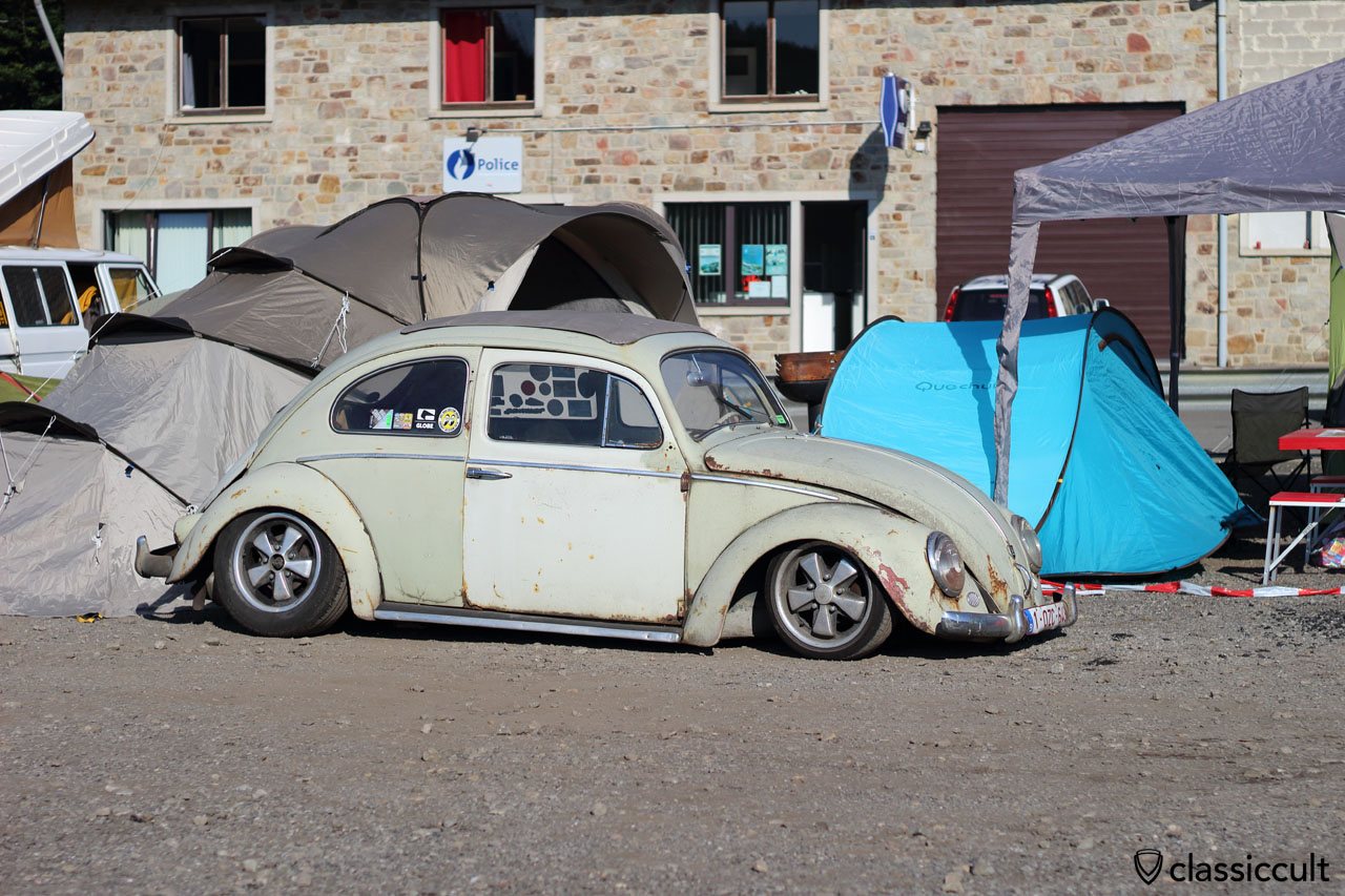 low ragtop semaphore VW Bug