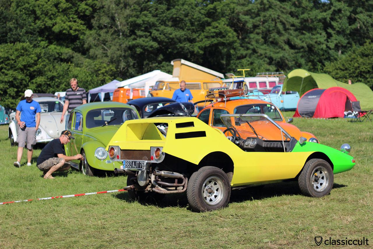 old VW Race Car