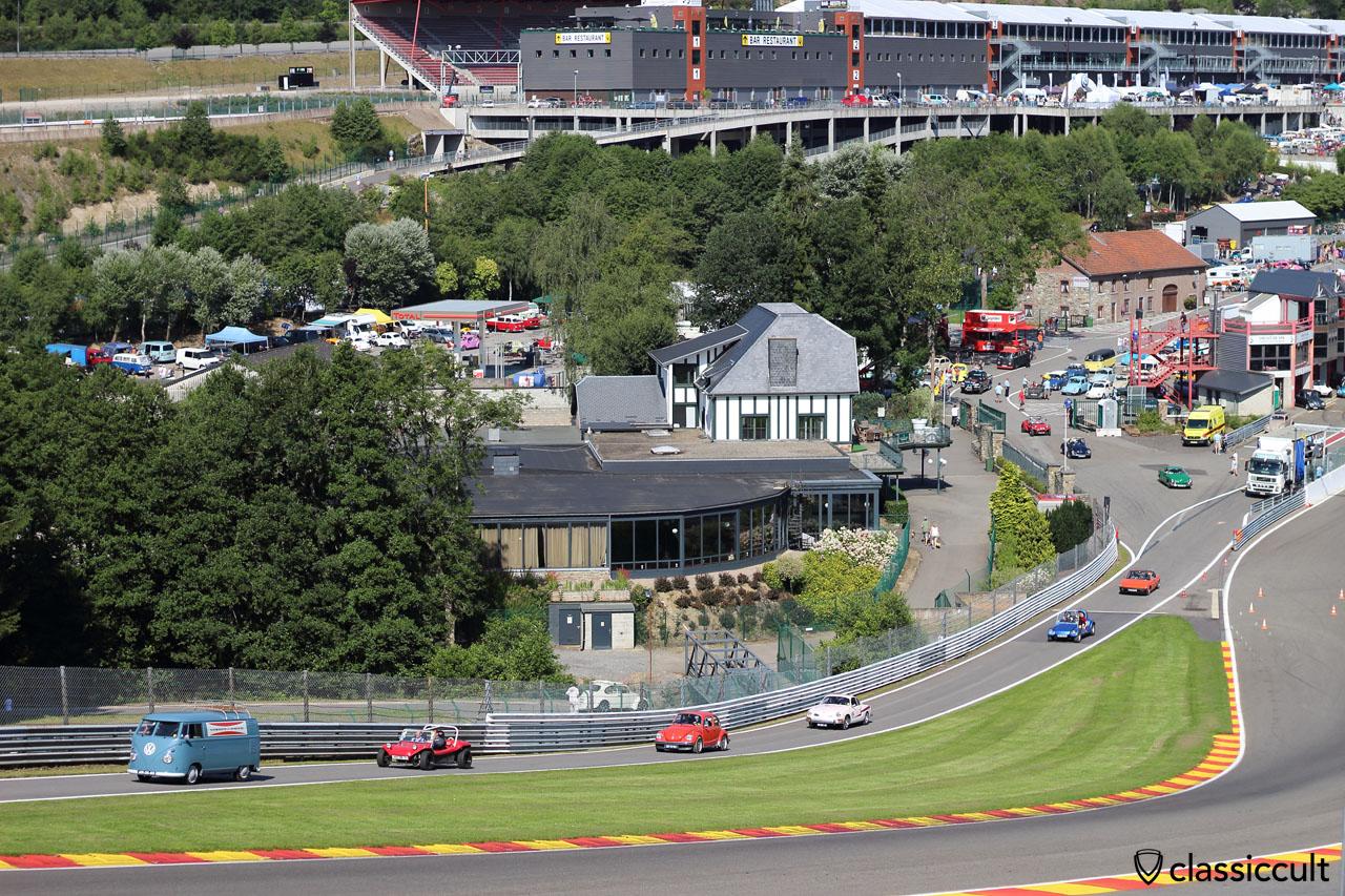 Bug Show Spa Francorchamps 2015