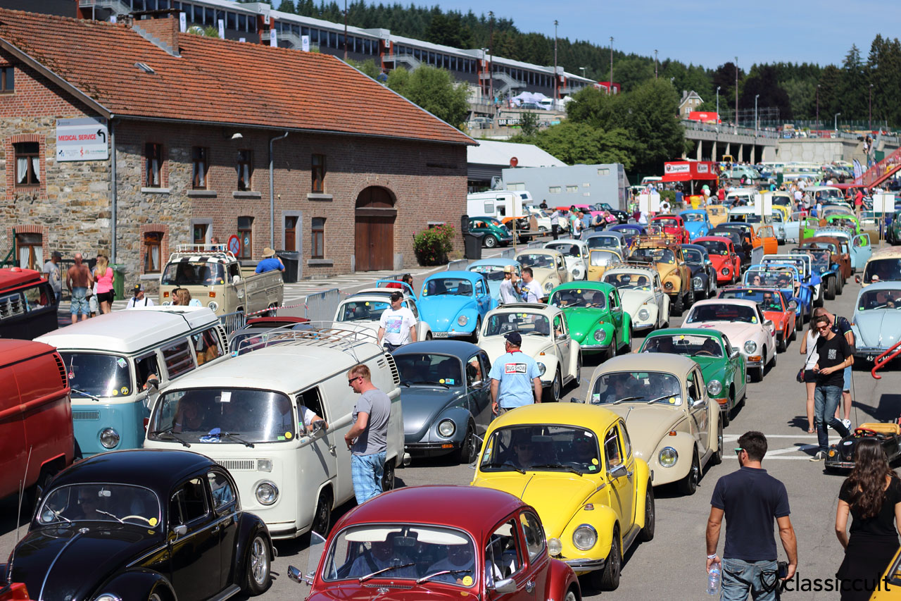 SPA VW Show 2015, 11:17 a.m.