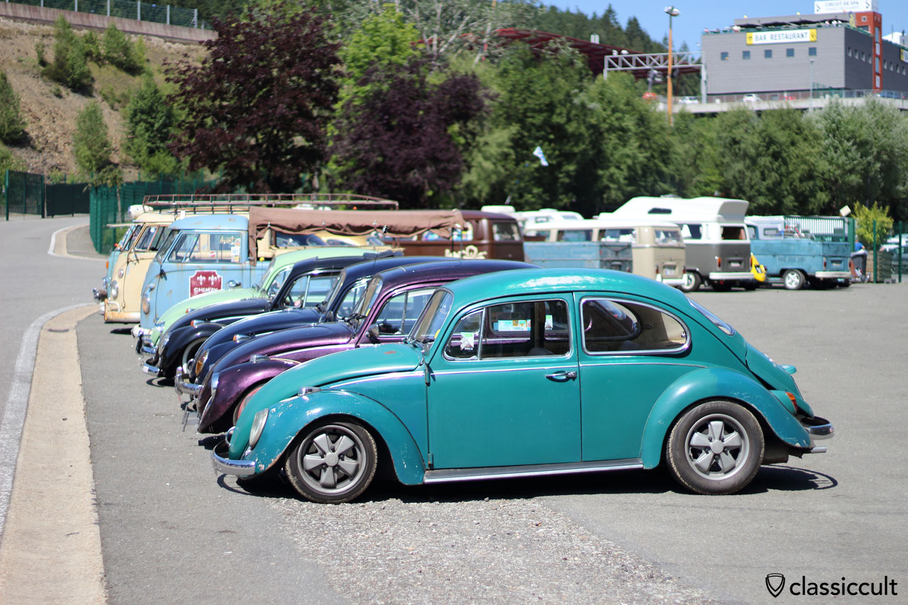 Spa VW Meeting 2015