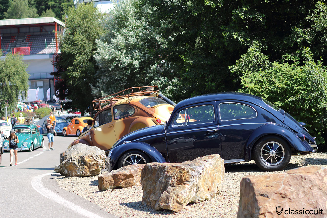 VW Beatle California look