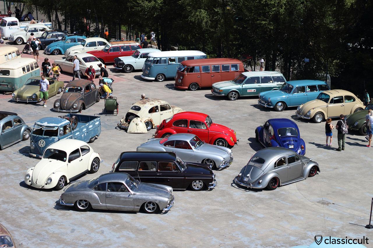 SPA VW Meeting 2015