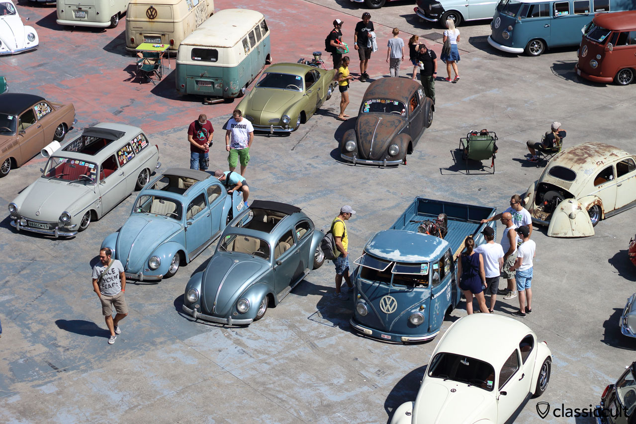 Spa VW Show & Shine 2015