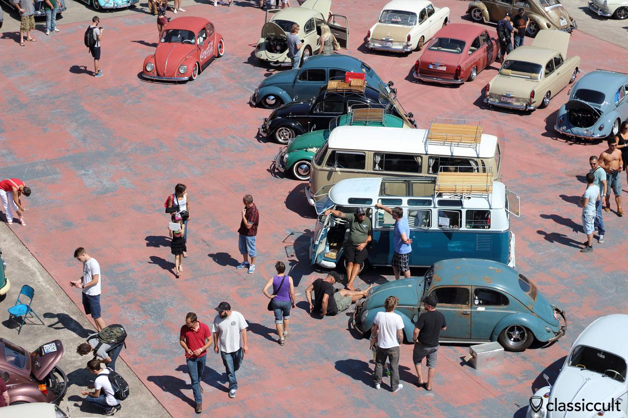 Spa VW Bug Show & Shine 2015