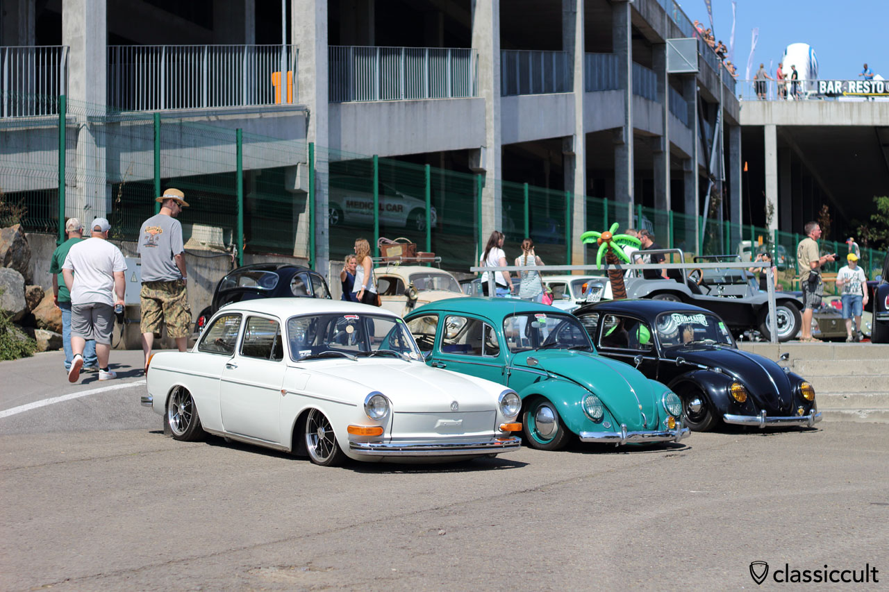 VW Meeting Spa Francorchamps 2015