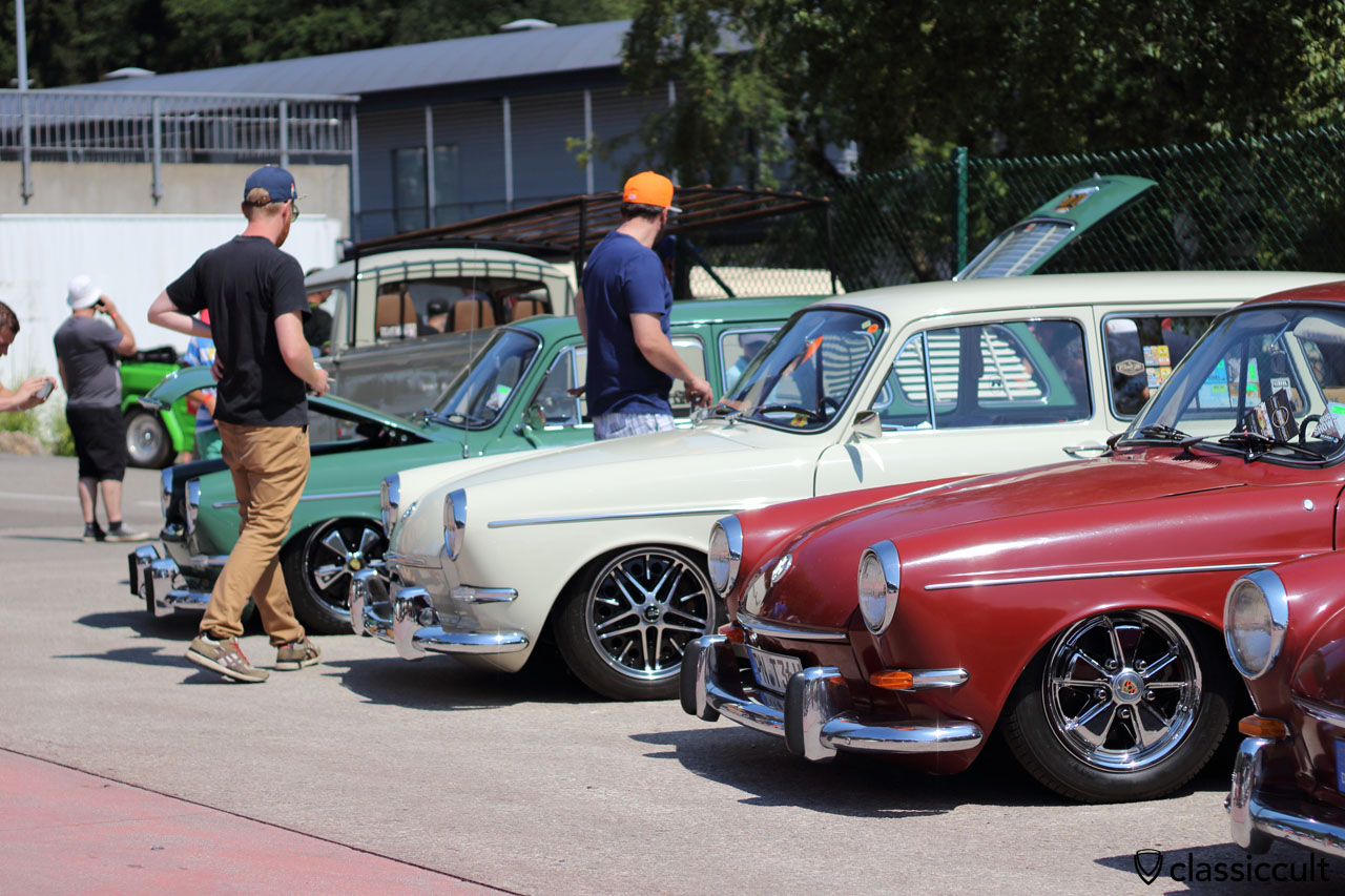 Type 3 Show and Shine, Spa Bug Show