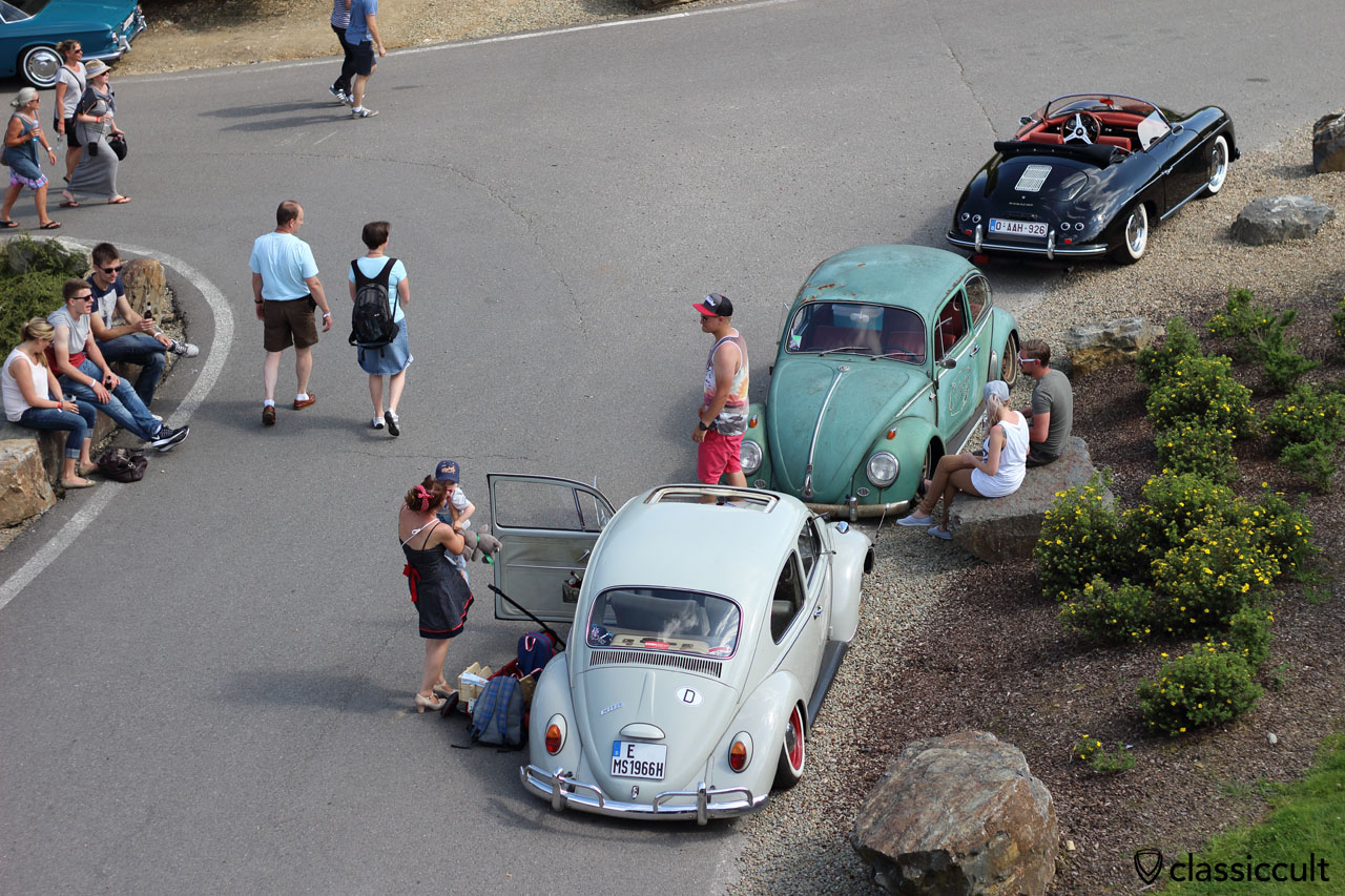 1966 VW Sunroof Beetle
