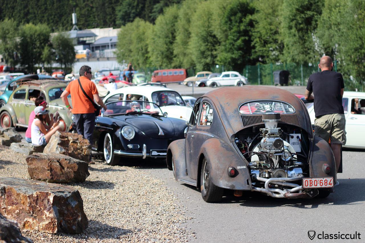 VW Oval Race Bug