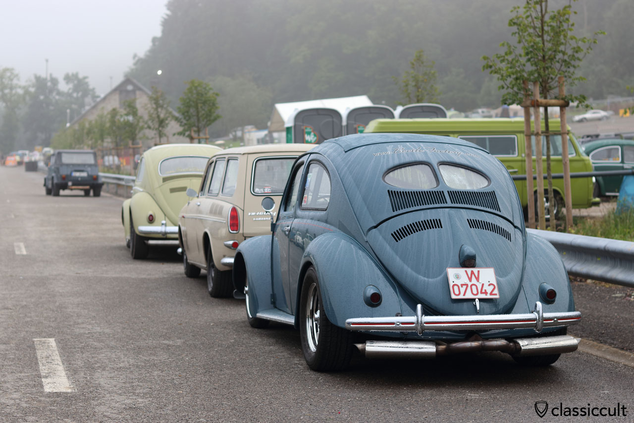 Ragtop Split Bug from Wuppertal Germany
