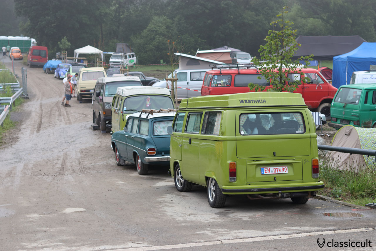 Westfalia T2b from Ennepe Germany