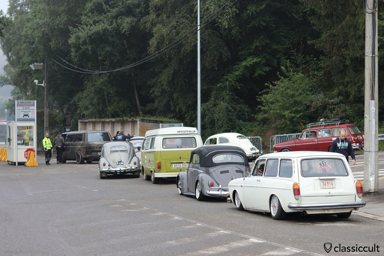 low 1971 VW Variant L