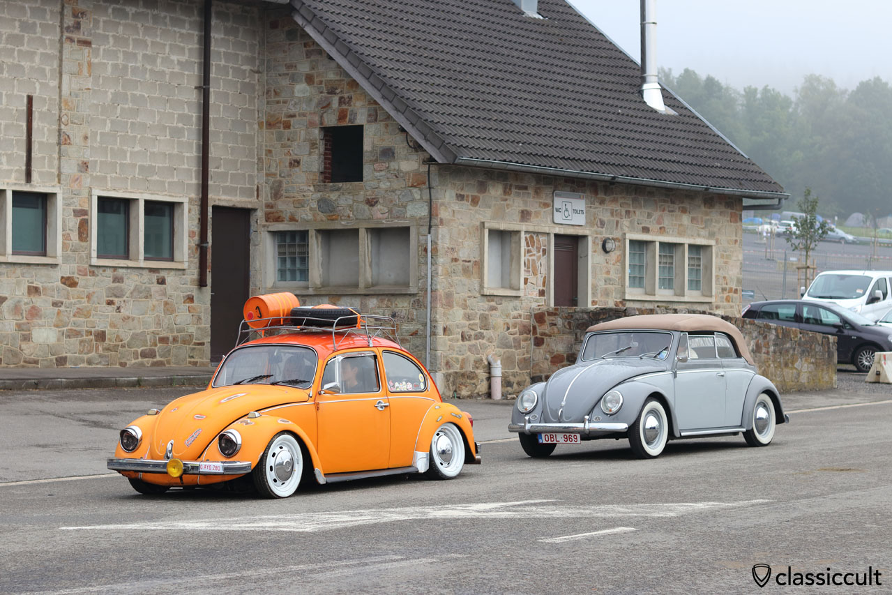 lowered Bug, original Oval Vert