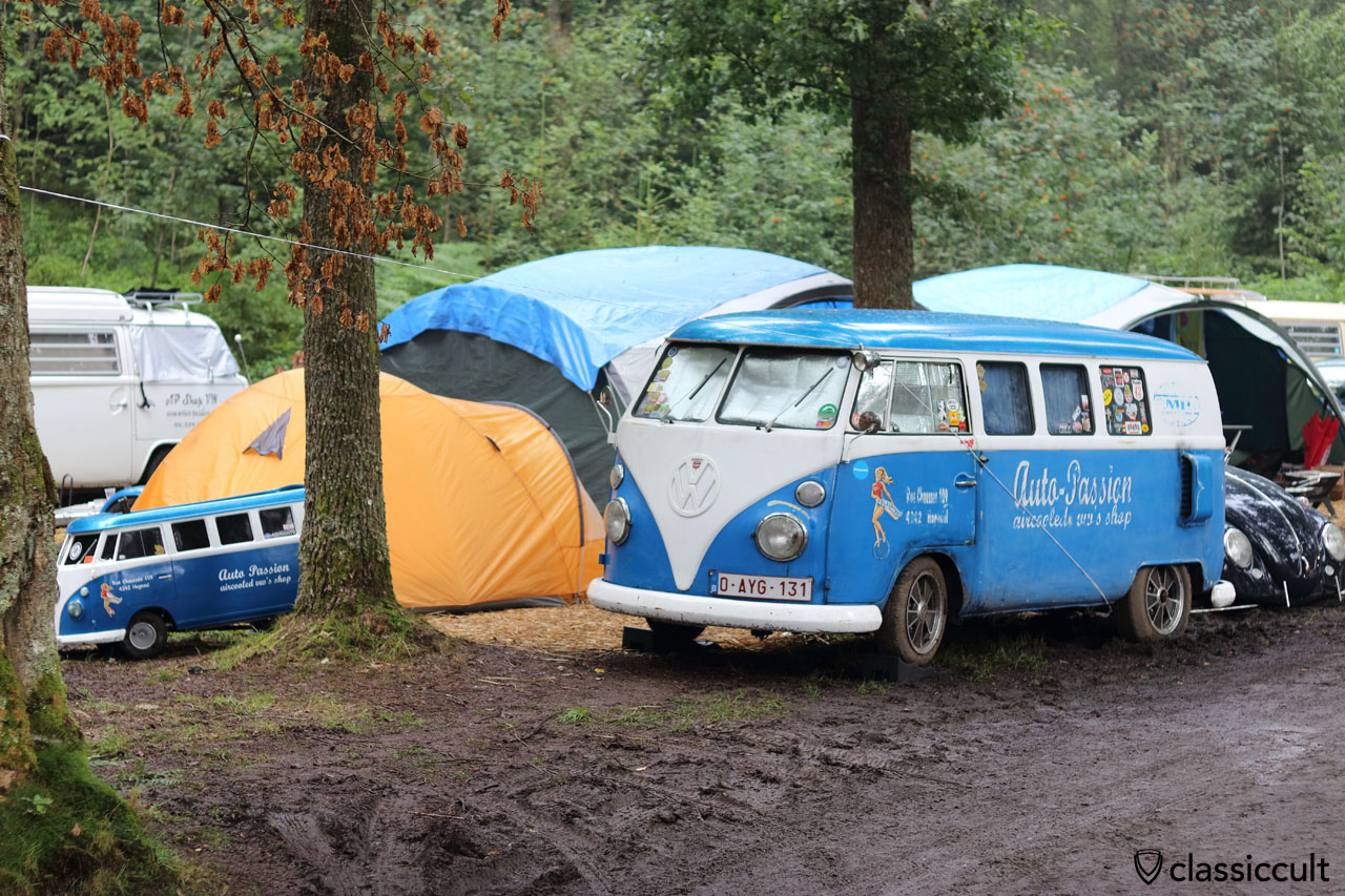 VW T1 Split Bus for kids, Auto-Passion France