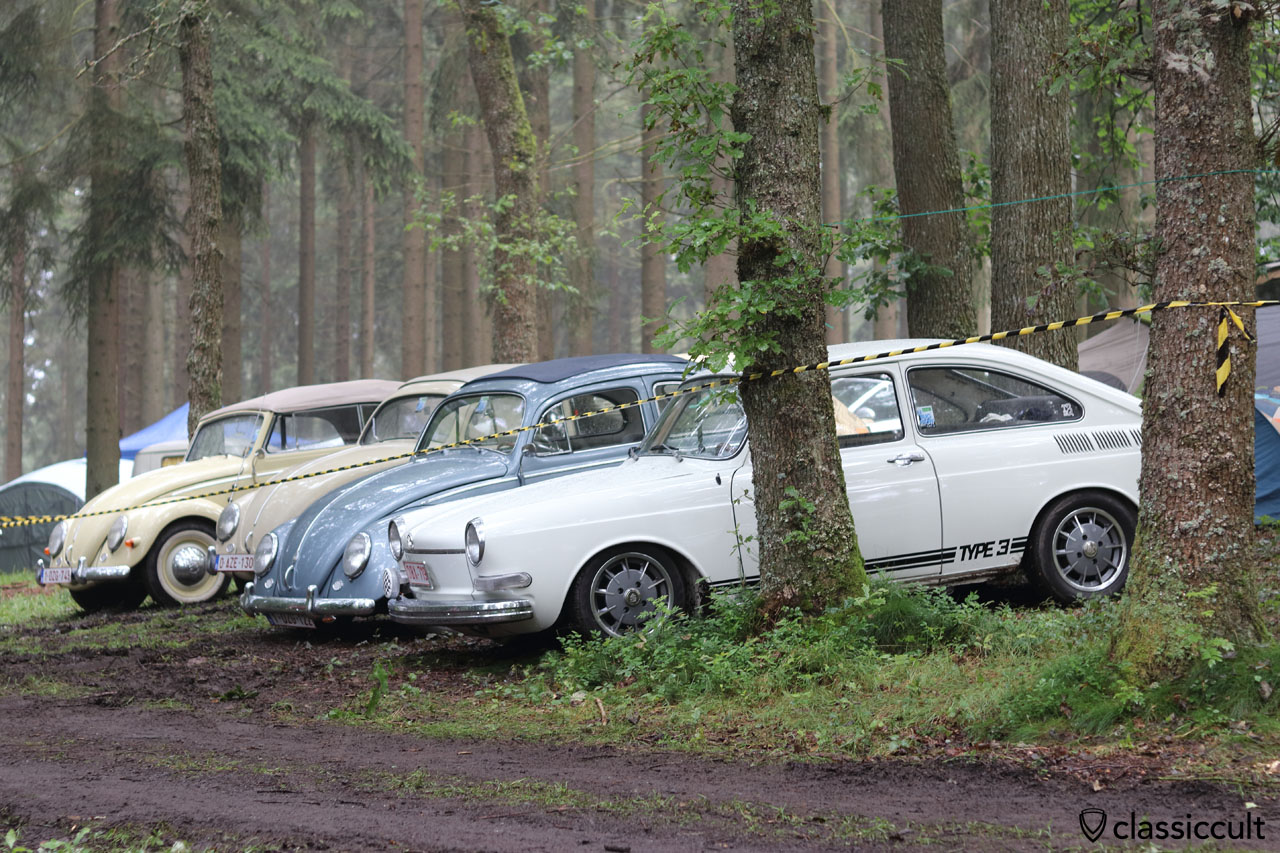 Bug Show VW Meeting Spa 2016