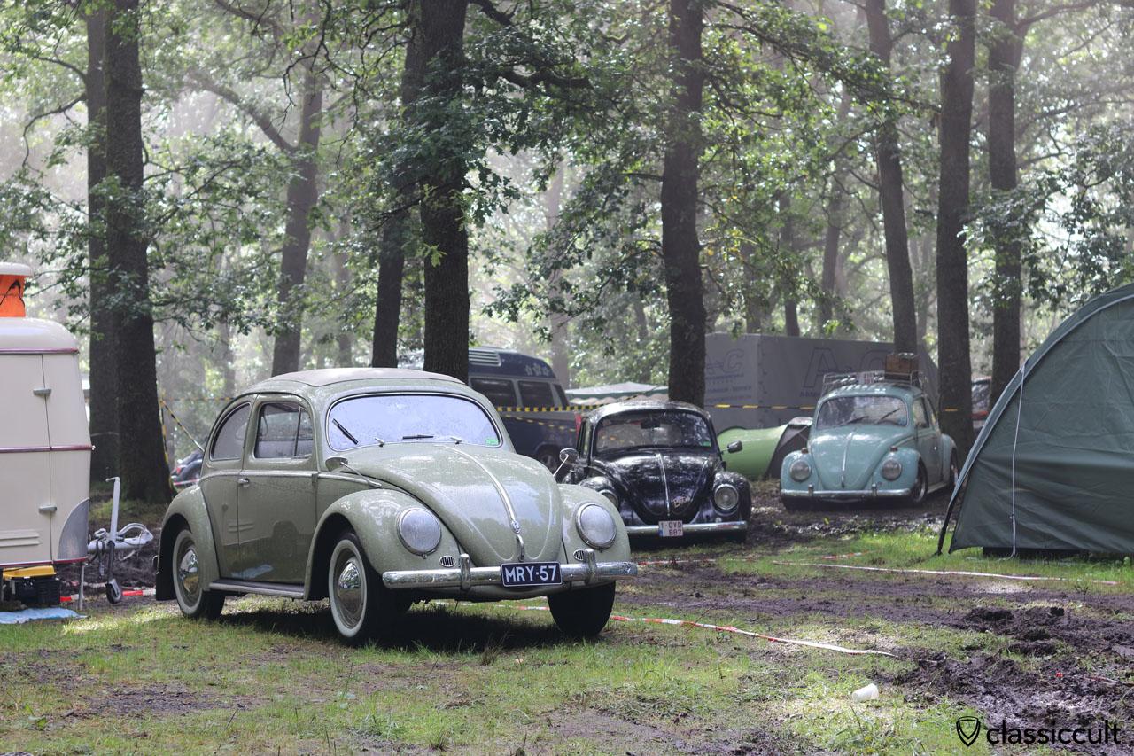1957 VW Oval Ragtop