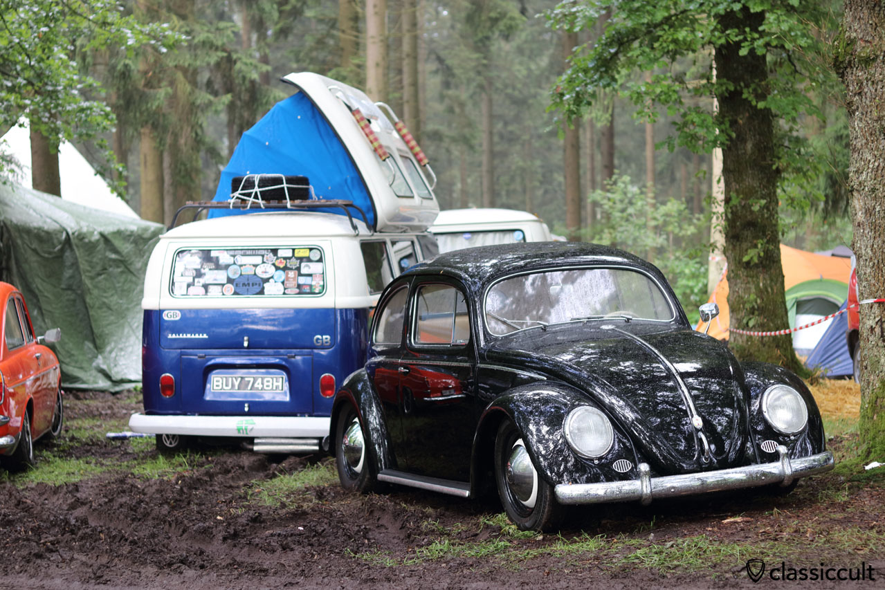 VW Camping Bug Show Spa