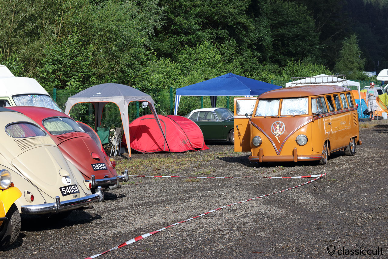 Spa Bug Show 2016, Campground P15