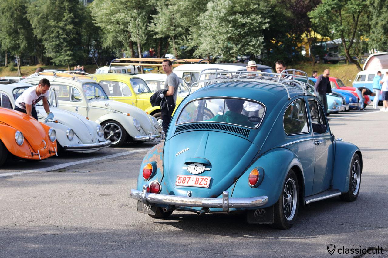 1966 VW 1300 Beetle
