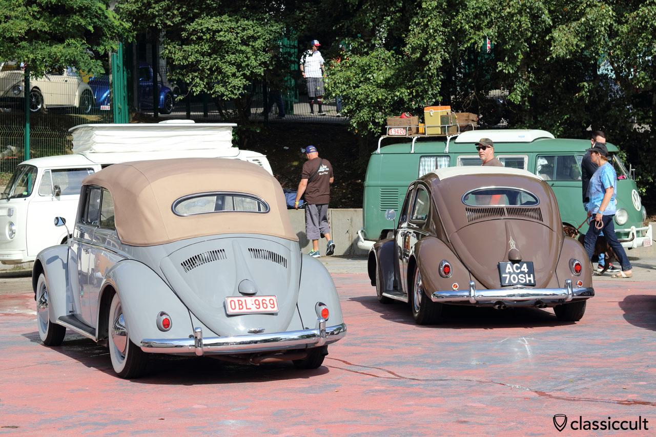 VW Oval Vert, Oval Ragtop