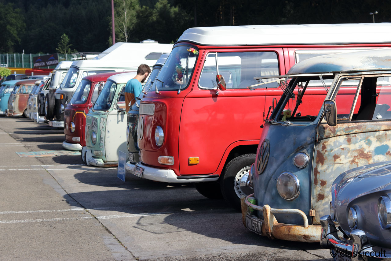WOW, VW T1 and T2 in all heights