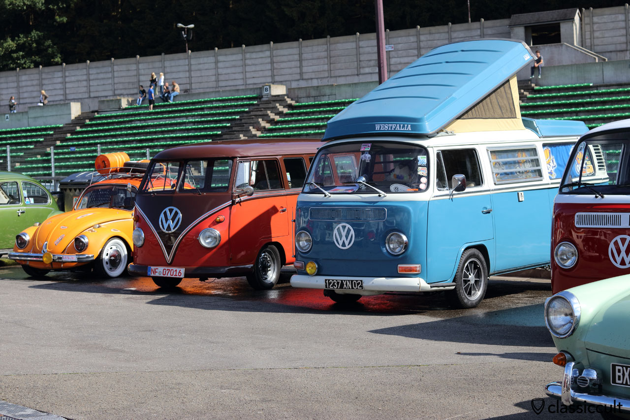 Spa VW Meeting 2016