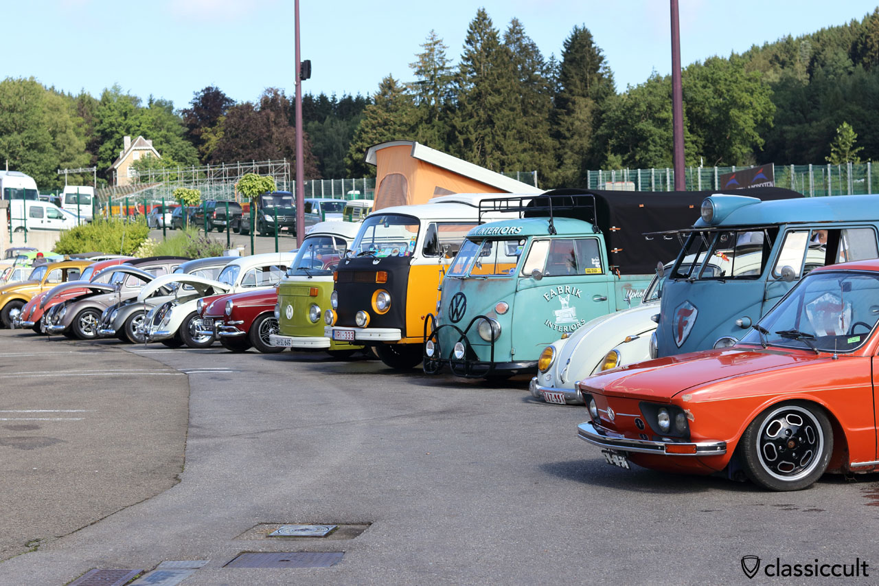 SPA VW Bug Show 2016