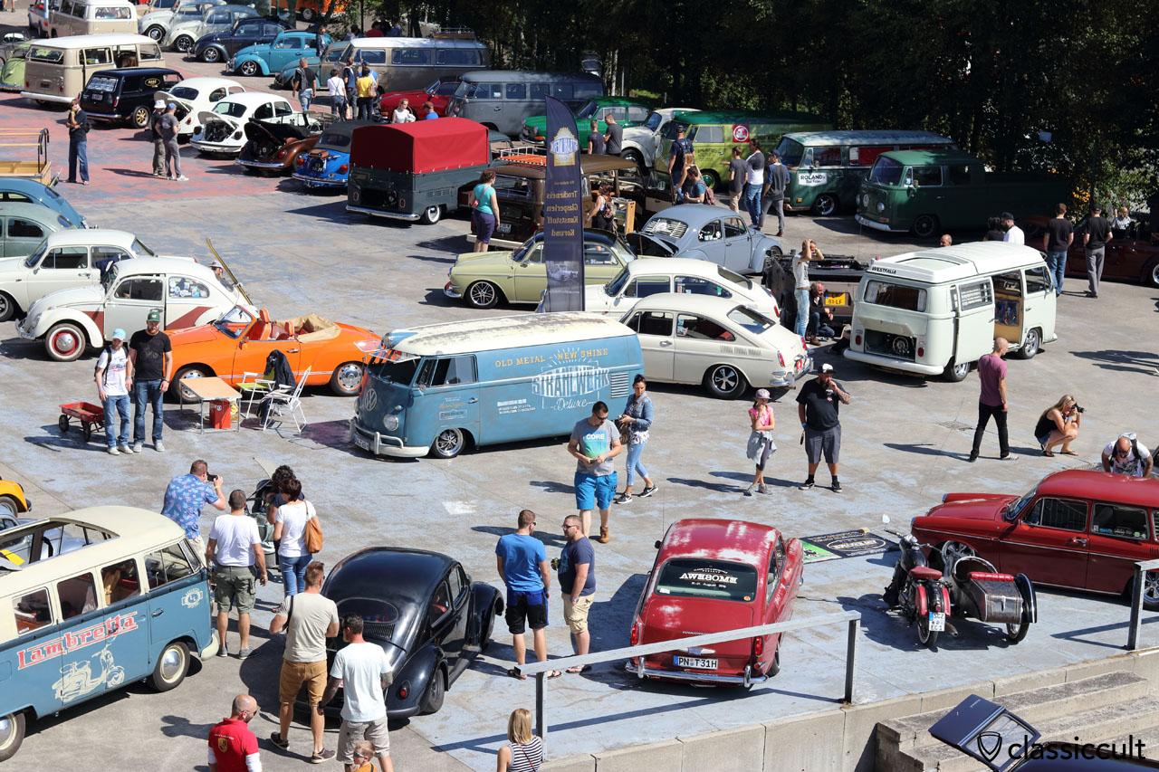 Bug Show VW Meeting Spa Belgium 2016