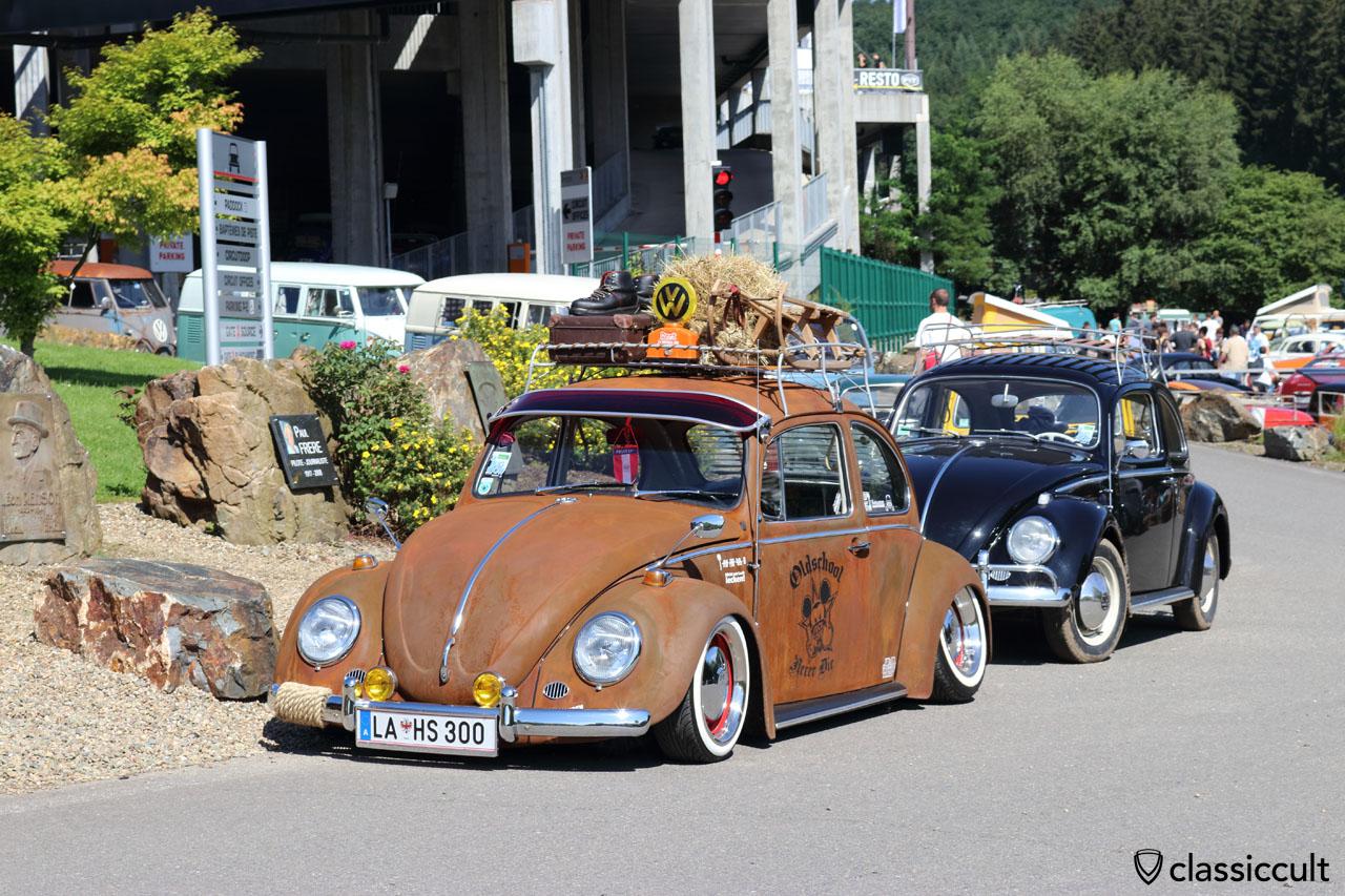 rusty Oldschool VW Beetle from Austria (A)