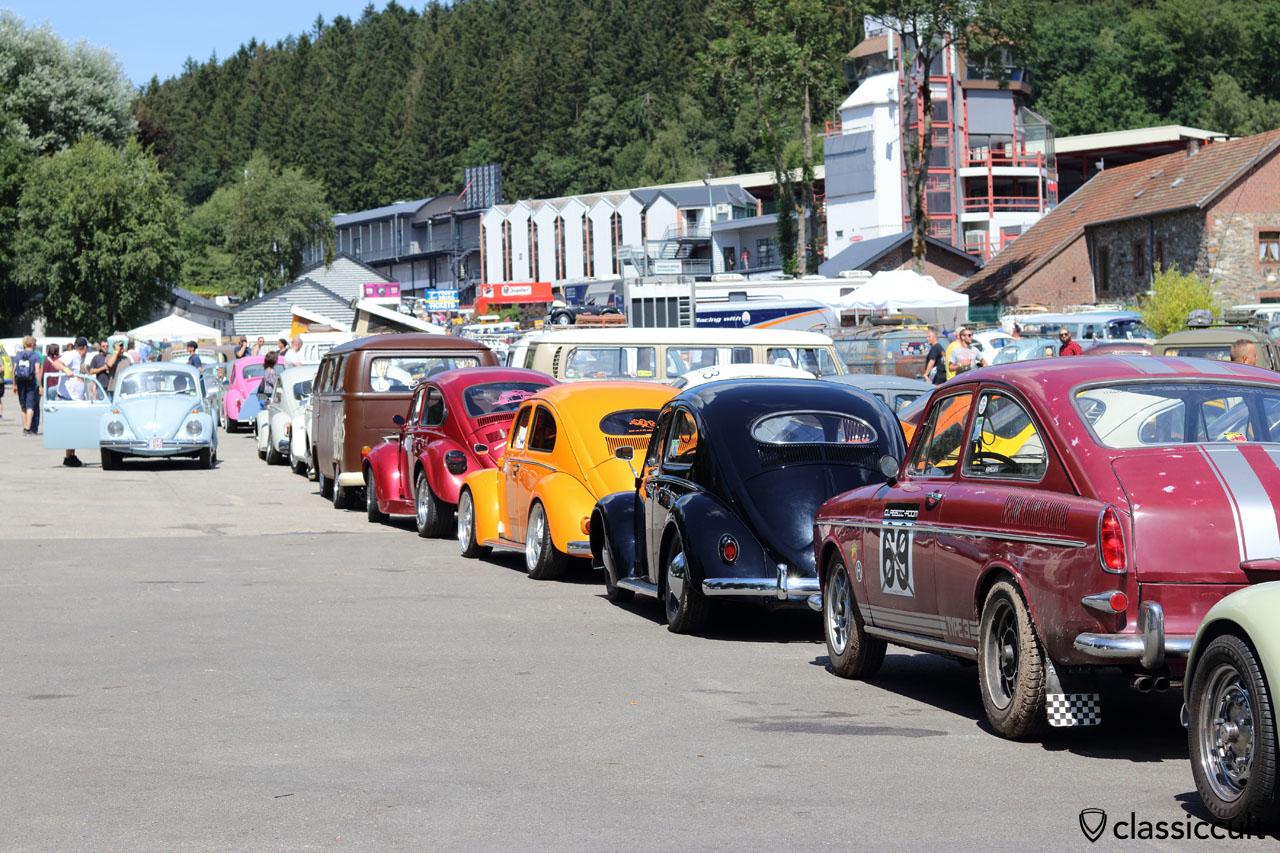 SPA VW Show