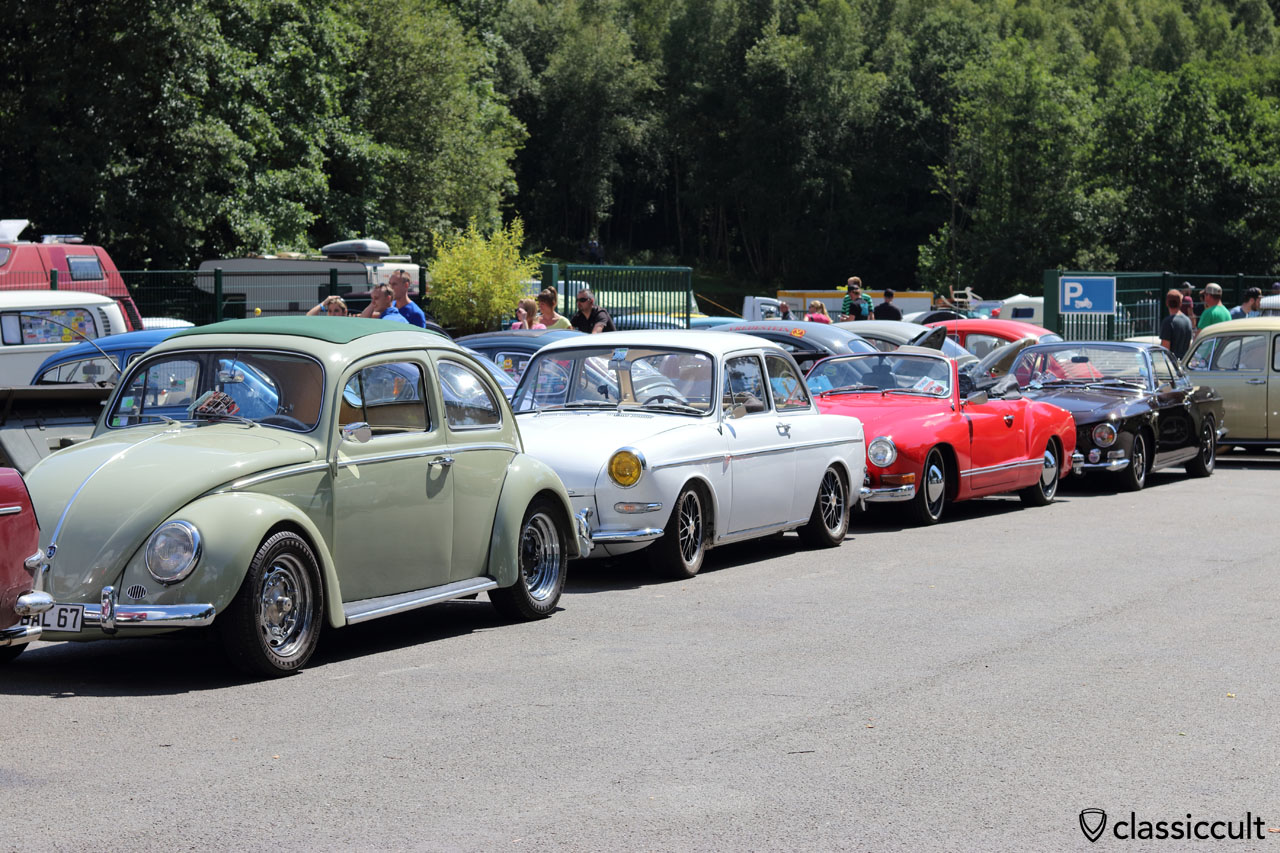 SPA VW Meeting