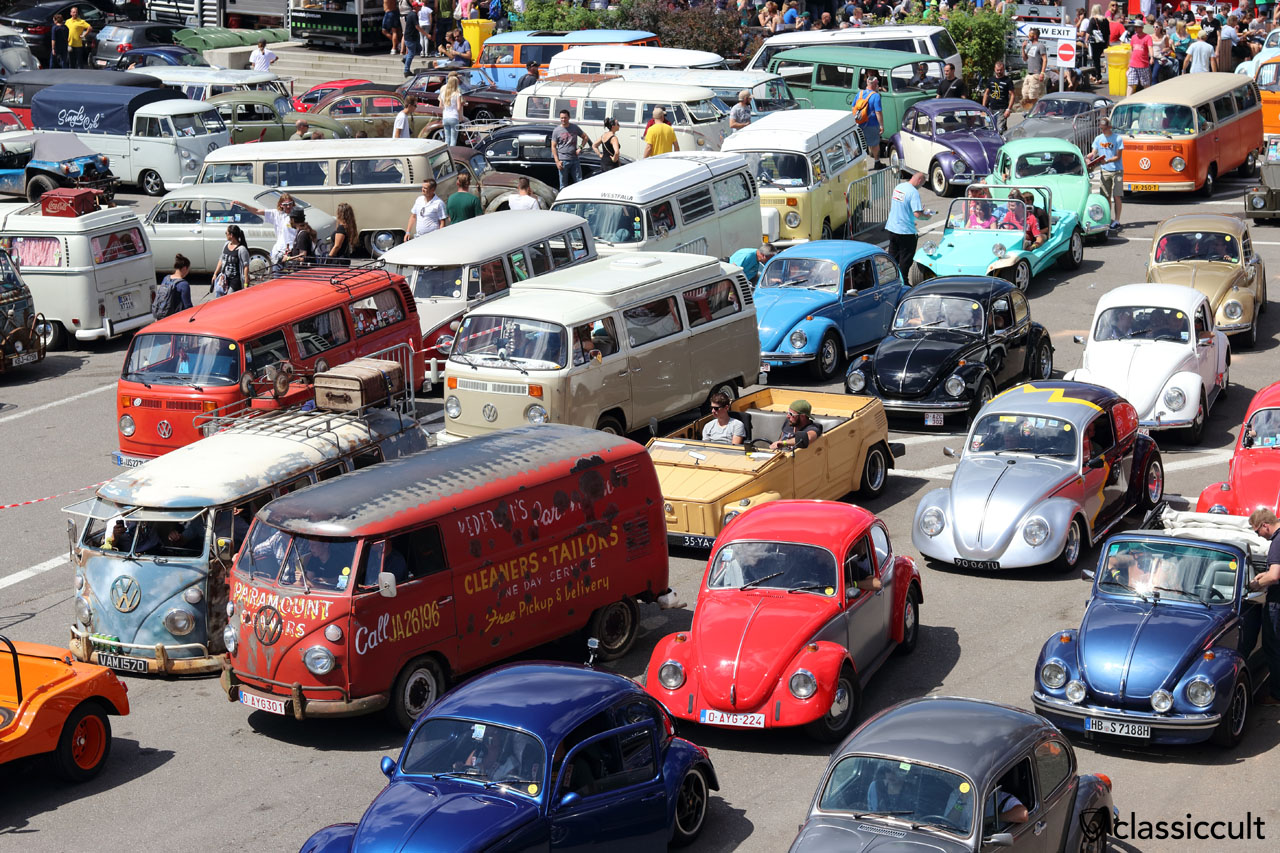 Spa VW Show 2016