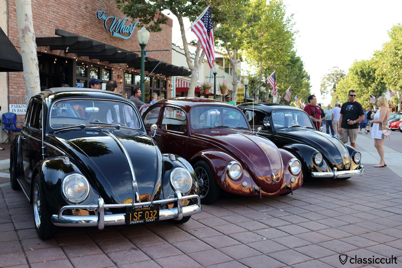 DKP Pre-Classic VW Show Garden Grove 2016