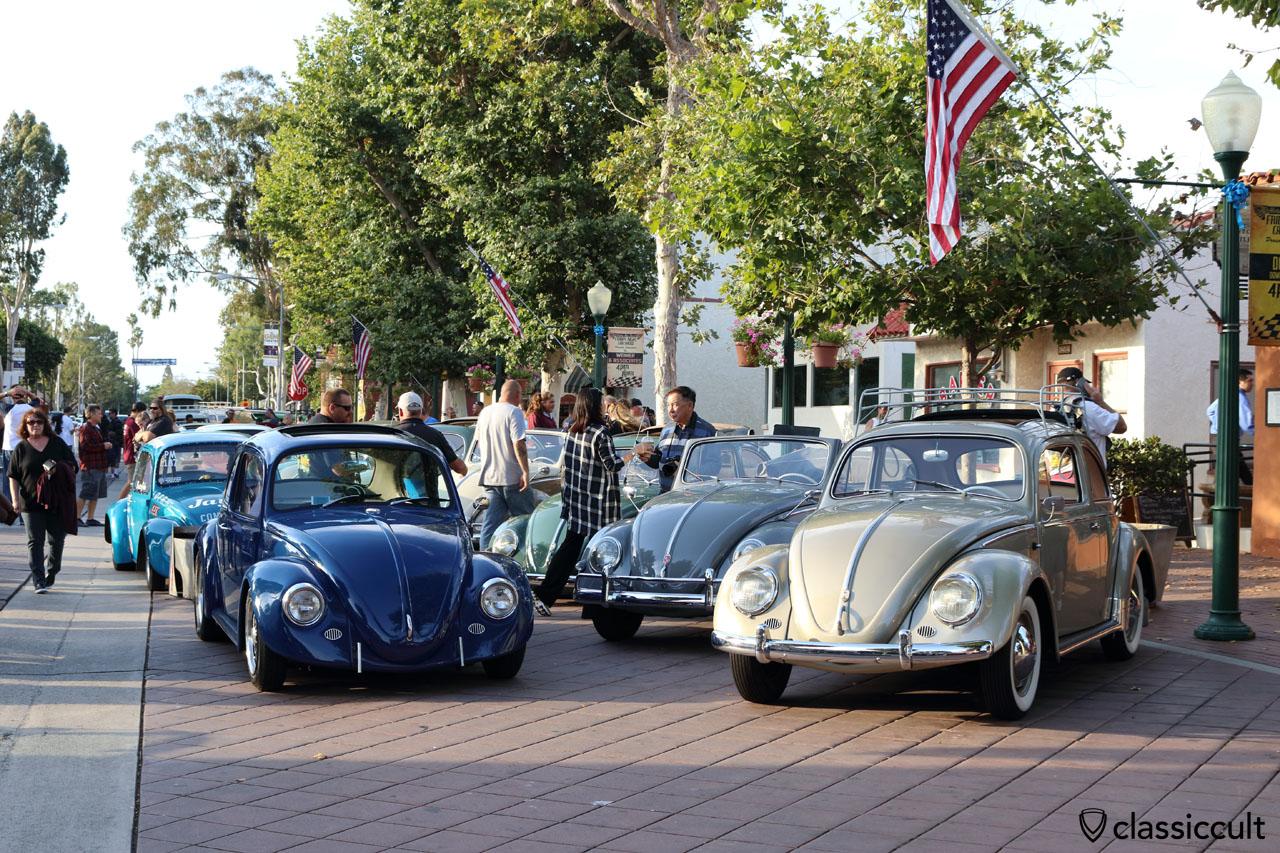 Der Kleiner Panzers VW Club (DKP) Pre-Classic VW Meeting 2016