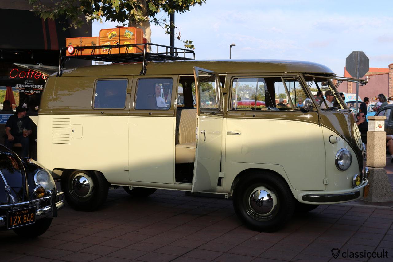 nice Volkswagen Kombi