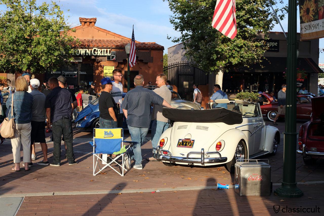 DKP Pre-Classic Cruise VW Meeting 2016
