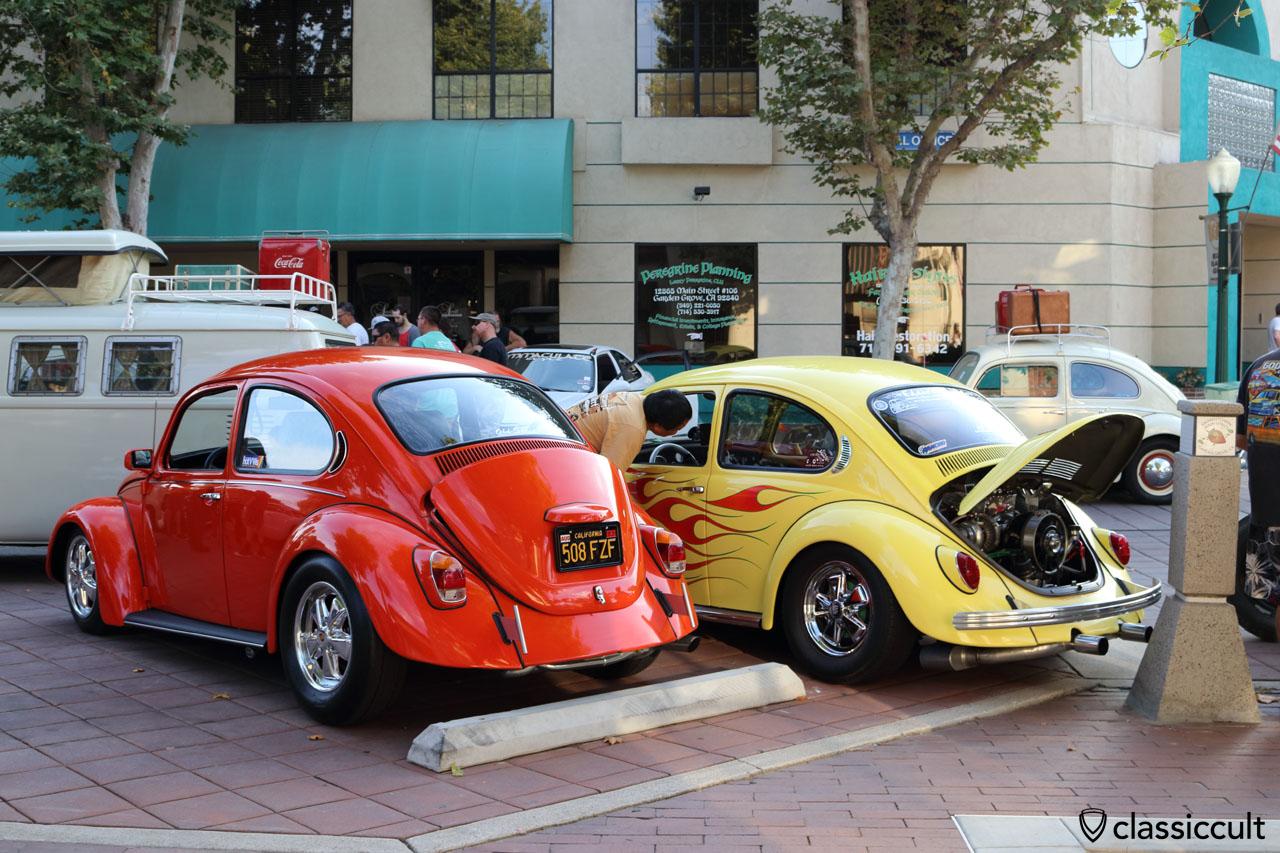 DKP Pre-Classic VW Show Garden Grove Main Street 2016