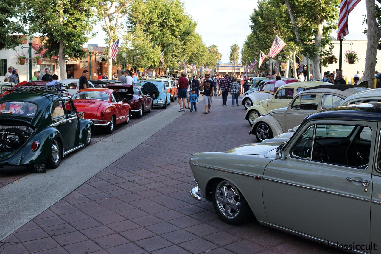 DKP Pre-Classic VW Meeting Main Street Garden Grove